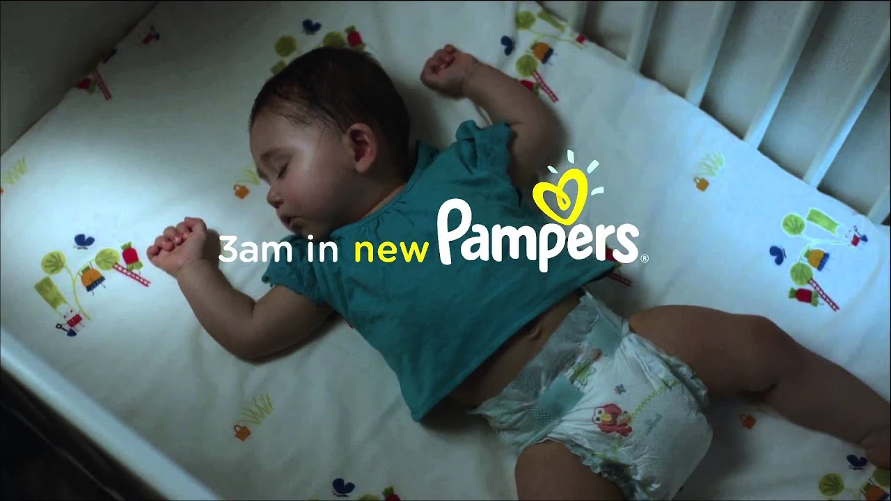 P Amp G Pampers Disposable Diapers Love Sleep Amp Play At 3
