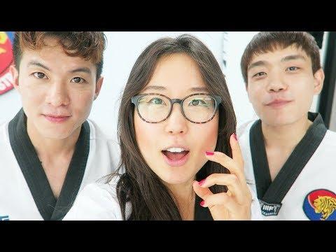 Taekwondo Training ft. K-Tigers ♦ BTS Dance Cover