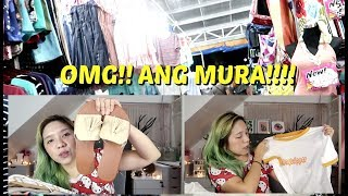 TAYTAY HAUL!  ANG MURA!! | STYLE WITCH