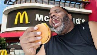 McDonald's Cheeseburger Review - BACK TO BASICS