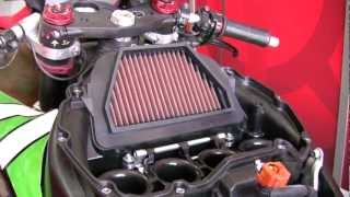Sprint Filter Yakhnich Motorsport 2012