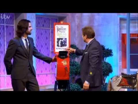 Chris Aston on ITV's The Alan Titchmarsh Show talking toys