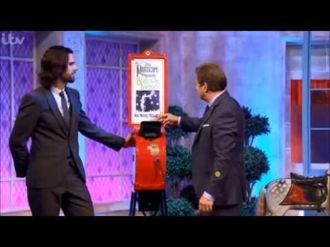 Chris Aston on ITV's The Alan Titchmarsh Show talking toys