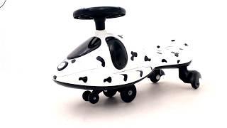 Baybee Sanhok Hound Baby Swing Magic Car Free Wheel Magic Car and Music