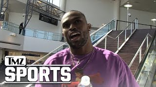 Julio Jones Says Pay Le'Veon Bell, Hates the Franchise Tag! | TMZ Sports