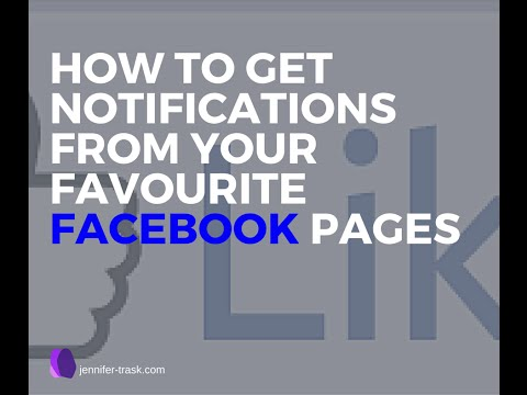 How To Get Notifications From Your Favourite Facebook Business Pages