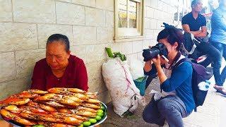 Cực sốc Mâm Cua Dì 3 sắp vươn sang lãnh thổ Trung Quốc đây là lý do | street food of saigon