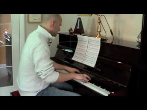 Gershwin Blue - Piano Piece In Style Of George Gershwin