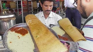 Sri Vengamamba Pure South Indian Food | Hyderabad Street Food