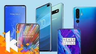 Diese Smartphones erscheinen 2019!