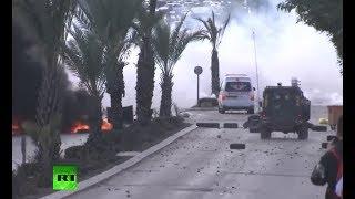 Clashes in Bethlehem following Trump's 'Jerusalem move'