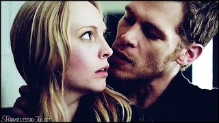 Klaus  Caroline  Good To You