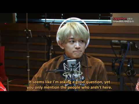 [eng sub] 161013 - If SHINee had younger sisters & SHINee members' relationship