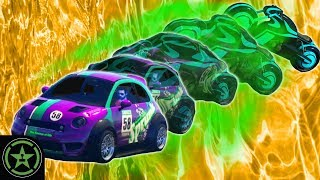Let's Play - GTA V - Transform Races: Transformers in Time (#3)