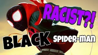 Is America RACIST?! (BLACK Spider-man Movie Theory)