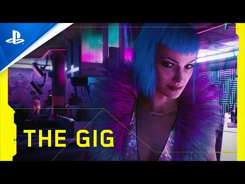 Cyberpunk 2077 | The Gig | PS4