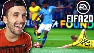 BOLJI GAMEPLAY, STREET FOOTBALL, BOLJA GRAFIKA!! FIFA 20