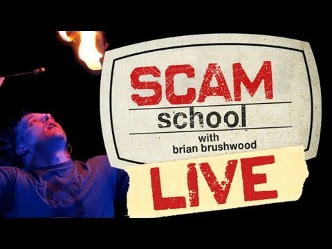 Scam School LIVE! - Smashpipe people