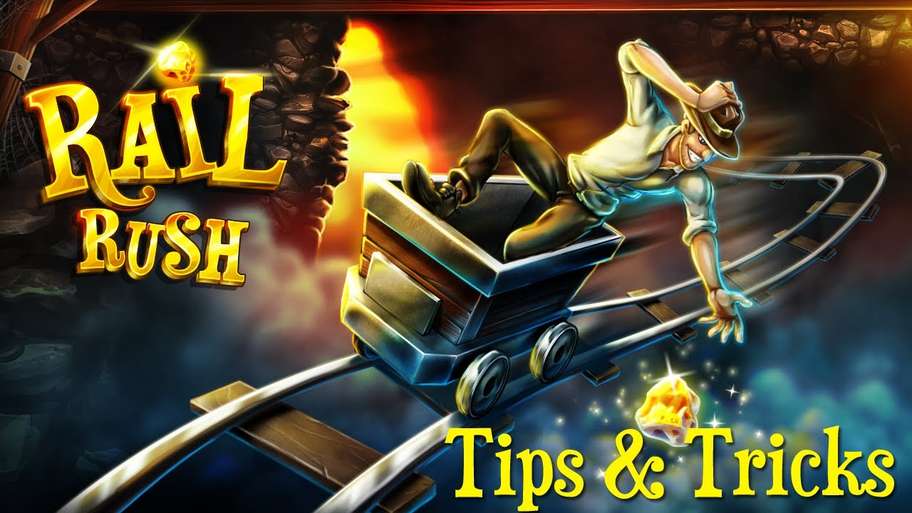 rail rush 2 game free download for android