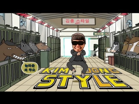 Baixar PSY - GANGNAM STYLE (강남스타일) PARODY! KIM JONG STYLE! | Key of Awesome #63