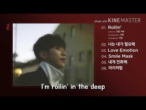 [B1A4] Rollin' 하이라이트 메들리 가사궁예