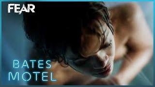 Rihanna's Psycho Shower Scene | Bates Motel