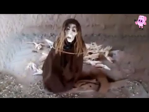 8 Mysterious Videos No One Can Explain