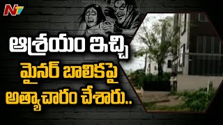 Hyderabad: Minor girl repeatedly r*ped by hostel manager i..