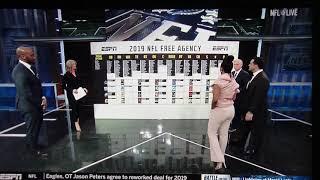 Josina Anderson ESPN- Back ASSetts