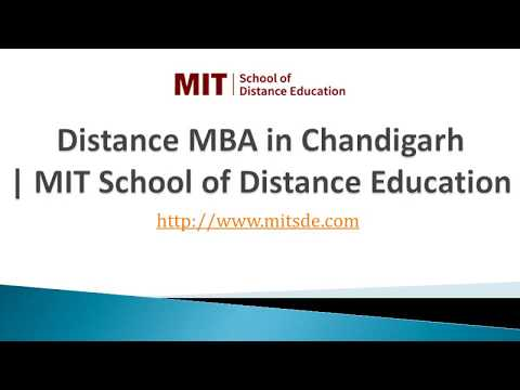 Distance Management Courses | Correspondence MBA | Distance MBA in Chandigarh | MBA Distance learning | MIT School of Distance Education