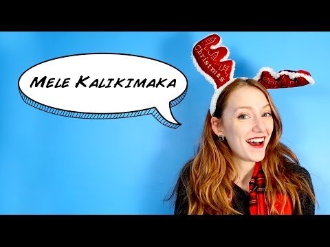 How to Say 'Merry Christmas' in 24 Languages