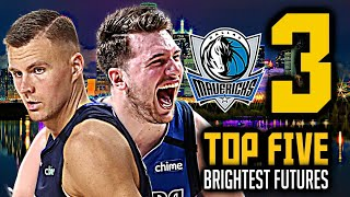 Top 5 NBA Teams with the Brightest Future: Dallas Mavericks [#3] Luka Doncic | Kristaps Porzingis