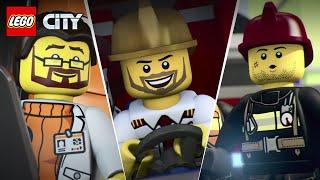 LEGO City Mini Movies Full Episodes Compilation | LEGO Animation Cartoons