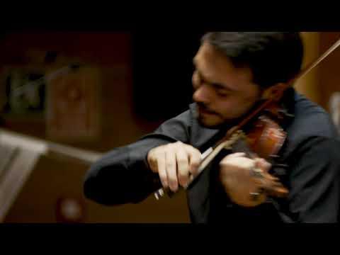 II Concurso Internacional de Violín 'CullerArts' - Roman Kholmatov