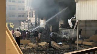 تفجير قرب مركز امني في عدن يوقع قتلى وجرحى     -
