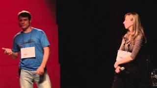 O amanhã é seu | Roy e Michelle | TEDxFloripa