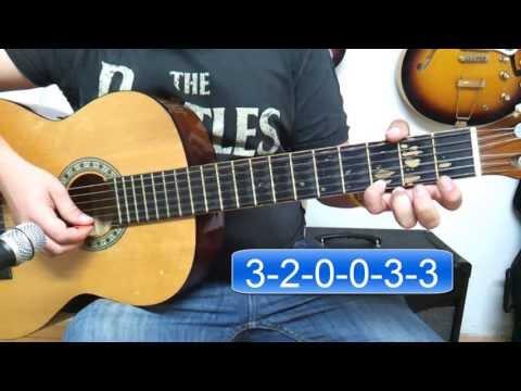 Baixar Como Tocar Let It Be de Los Beatles (The Beatles) [PERFECTO] - Tutorial HD - FermiGuitarra