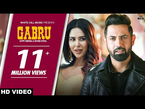 GABRU LYRICS - Gippy Grewal & Shipra Goyal | Carry On Jatta 2