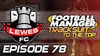 Tracksuit to the Top: Episode 78 - A shift of focus | Football Manager 2015