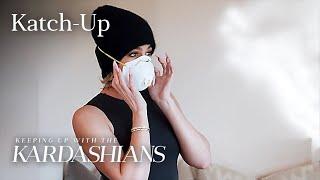 "Khloé Kardashian Masks Up After Feeling Ill: ""KUWTK"" Katch-Up (S19, Ep5) | E!"