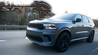 My Week with the 2021 Dodge Durango Hellcat!