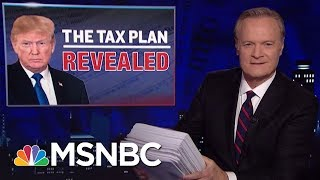 Lawrence: Rich Get Richer In Deficit-Exploding GOP Tax Bill | The Last Word | MSNBC