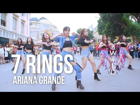 [DANCING IN PUBLIC] Ariana Grande (7 rings) - (G)I-DLE 수진(SOOJIN) Dance Cover Khleenh B-Wild Vietnam