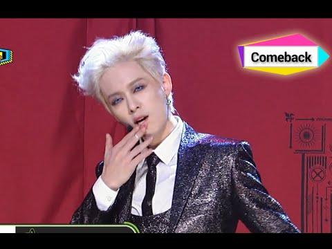 BOYFRIEND - WITCH, 보이프렌드 - 위치, Show Champion 20141015