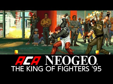ACA NEOGEO THE KING OF FIGHTERS '95 Trailer