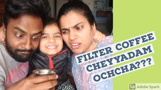 Hemachandra makes coffee for ME!!- Sravana Bhargavi shares..