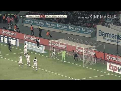 Bayer Leverkusen vs Monchengladbach