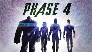 How The Fantastic 4 Will Be Introduced Into The MCU