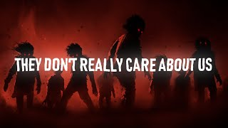 Michael Jackson - They Don't Care About Us (Lyric Video) Cover by Matty Carter + Ariel