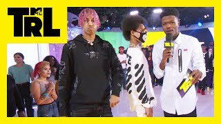 Ayo & Teo Compete With Fans In 'Step Off' | TRL Weekdays at 4pm